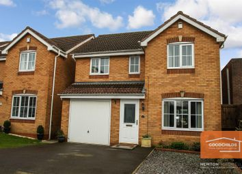 Thumbnail 4 bed detached house for sale in Brook Lane, Walsall Wood, Walsall