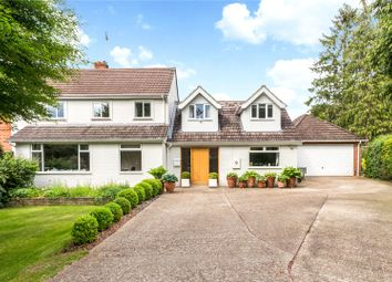 Thumbnail 4 bed semi-detached house for sale in Grove Road, Shawford, Winchester, Hampshire