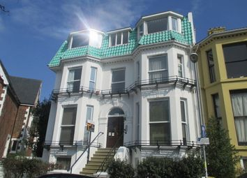 Thumbnail 2 bed flat to rent in Eastern Villas Road, Southsea