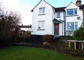 Thumbnail 4 bed semi-detached house for sale in Penryn, ., Cornwall