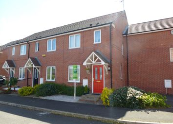 Thumbnail 2 bed end terrace house for sale in Williamson Gardens, Langley Mill, Nottingham