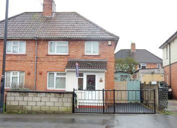 Thumbnail 3 bedroom semi-detached house for sale in Ilminster Avenue, Knowle, Bristol