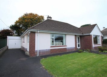 Thumbnail 2 bed detached bungalow for sale in Ellerslie Road, Sticklepath, Barnstaple