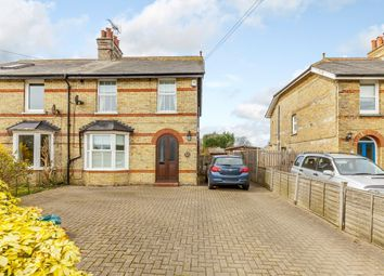 Thumbnail 3 bed semi-detached house for sale in Barrow Hill, Ashford, Kent