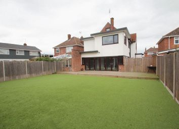 Thumbnail 4 bed detached house for sale in Bately Avenue, Gorleston, Great Yarmouth