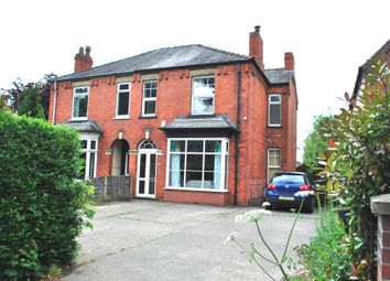 Thumbnail 4 bed semi-detached house to rent in Newark Road, Lincoln