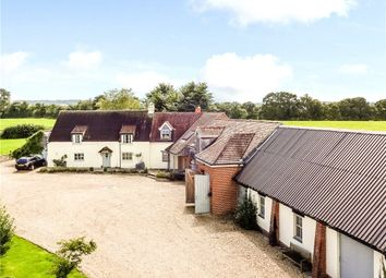 Thumbnail 5 bed equestrian property for sale in Kings Stag, Sturminster Newton, Dorset