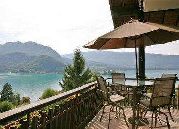 Thumbnail 6 bed property for sale in Talloires, Haute-Savoie, France