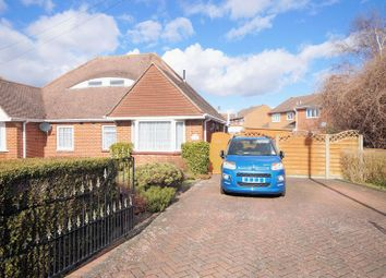 Thumbnail 3 bed semi-detached bungalow for sale in White Hart Lane, Portchester, Fareham
