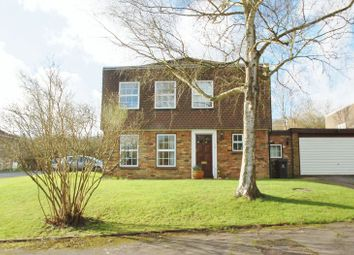 Thumbnail 4 bed detached house for sale in Fleet Close, Hughenden Valley, High Wycombe