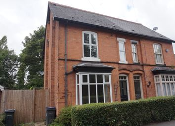 Thumbnail 5 bed semi-detached house for sale in Eastern Road, Wylde Green, Sutton Coldfield