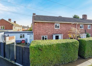 Thumbnail 3 bed end terrace house for sale in Willcocks Close, Chessington