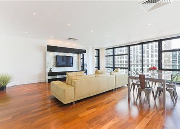 3 bed flat for sale in Discovery Dock Apartments West, 2 South Quay Square, Nr Canary Wharf, London E14