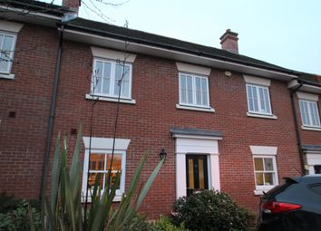 Thumbnail 4 bed terraced house to rent in George Williams Way, Colchester, Essex