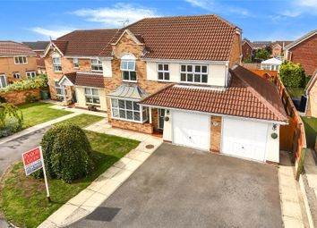 Thumbnail 4 bed detached house for sale in Wren Crescent, Scartho Top