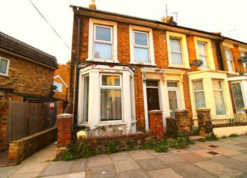 Thumbnail 2 bed terraced house for sale in Strode Crescent, Sheerness