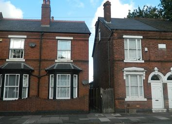 Thumbnail 2 bedroom semi-detached house for sale in Sandwell Road, West Bromwich