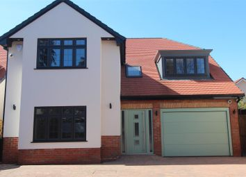 Thumbnail 5 bed detached house for sale in Bristol Road, Frenchay, Bristol