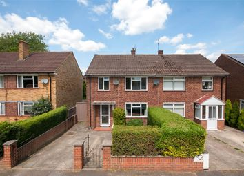 Thumbnail 3 bed semi-detached house for sale in Tilers Way, Reigate, Surrey