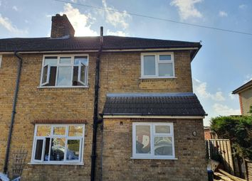 Thumbnail 4 bed semi-detached house to rent in Chalfont Road, London
