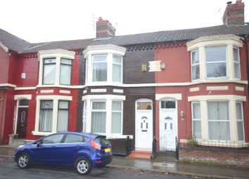 Thumbnail 3 bed terraced house for sale in St. Michaels Church Road, Aigburth, Liverpool