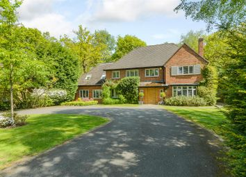 Thumbnail 5 bed property for sale in Woodside Way, Solihull
