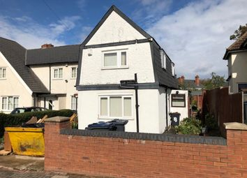 Thumbnail 3 bed semi-detached house for sale in Morris Road, Ward End