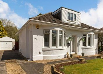 Thumbnail 4 bed bungalow for sale in Crookston Drive, Paisley, Renfrewshire
