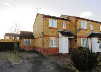 Thumbnail 2 bed property to rent in Dolver Close, Corby