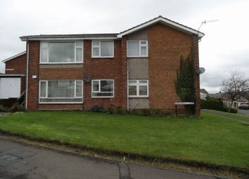 Thumbnail 1 bedroom flat for sale in Broomlea Court, Blaydon On Tyne