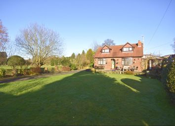 Thumbnail 4 bed detached house for sale in Crabmill Lane, Norley, Frodsham