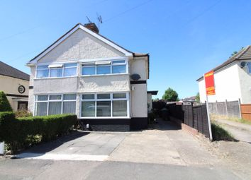 Thumbnail 2 bed semi-detached house for sale in Whitefield Avenue, Luton
