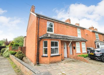 Thumbnail 4 bed semi-detached house for sale in Fleet Road, Farnborough, Hampshire