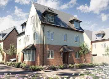 "Thumbnail 3 bedroom semi-detached house for sale in ""The Portland"" at Thatcham Road, Walton Cardiff, Tewkesbury"
