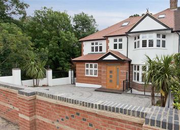 Thumbnail 5 bed property for sale in Totteridge Lane, London