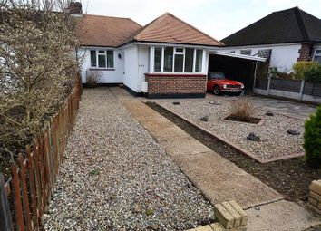 Thumbnail 2 bedroom semi-detached bungalow to rent in Woodside, Leigh-On-Sea