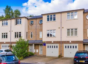 Thumbnail 4 bed town house for sale in Village Place, Leigh, Lancashire
