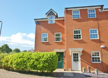 Thumbnail 4 bed town house for sale in Sovereign Avenue, Priddy's Hard, Gosport
