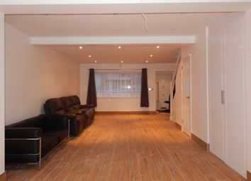 Thumbnail 3 bedroom end terrace house to rent in Fryent Grove, London