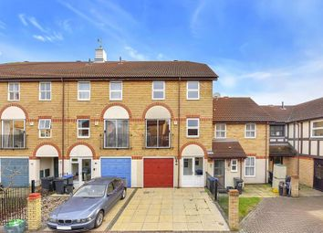 Thumbnail 4 bed terraced house for sale in Tyrrell Square, Mitcham