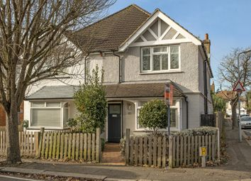 Thumbnail 3 bed property for sale in Cotterill Road, Tolworth, Surbiton