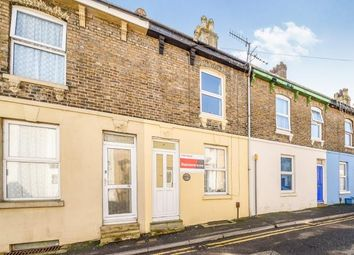 Thumbnail 2 bedroom terraced house for sale in St. Radigunds Road, Dover, Kent