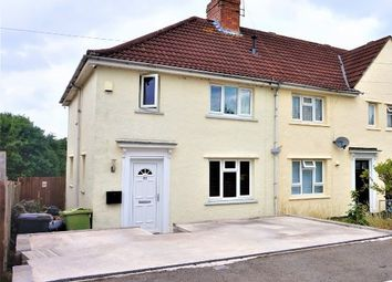 Thumbnail 2 bed semi-detached house for sale in Lichfield Road, Brislington