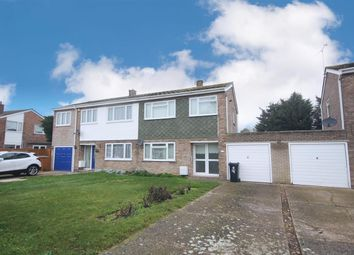 Thumbnail 3 bed semi-detached house for sale in Flatford Drive, Clacton-On-Sea