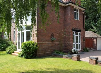 Thumbnail 4 bed semi-detached house for sale in Abbots Way, Westlands, Newcastle-Under-Lyme