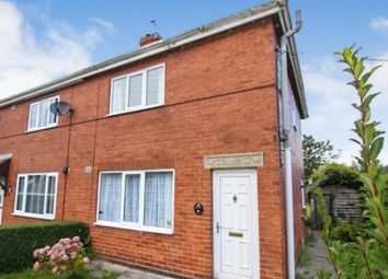 Thumbnail 3 bed semi-detached house to rent in Pelahm Cottages, Station Road, Ulceby