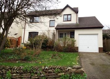 Thumbnail 4 bed detached house for sale in Devoran, Truro, Cornwall