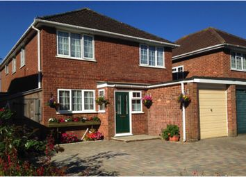 Thumbnail 5 bed detached house for sale in Cumberland Avenue, Basingstoke