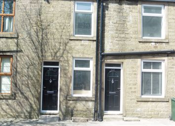 Thumbnail 2 bed terraced house to rent in Market Street, Whitworth, Rochdale