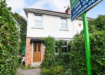 Thumbnail 3 bed semi-detached house for sale in Holly Mount Road, Worcester